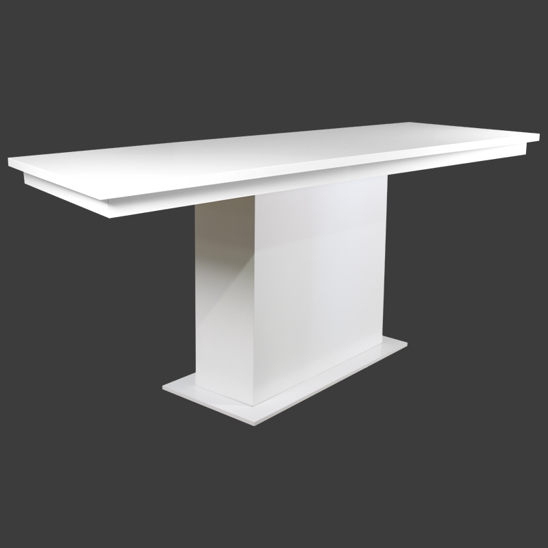 Moderne Witte Statafel.Statafel Orlando 270 Fraai Projecten