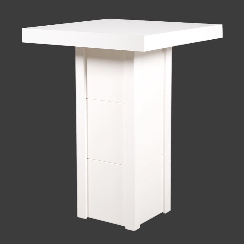 Moderne Witte Statafel.Statafel Orlando Fraai Projecten