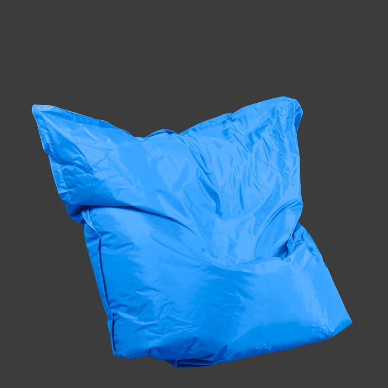 Aqua Blauwe Zitzak.Zitzak Blauw Fraai Projecten